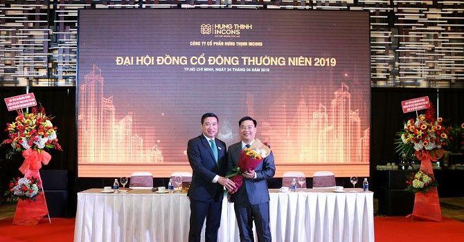 ĐHĐCĐ Hưng Thịnh Incons: Mục tiêu doanh thu, lợi nhuận 2019 tăng trưởng 20%